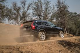xc90 test drive volvo xc90 2016 motor trend suv of the year finalist