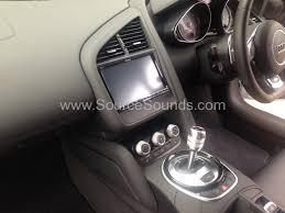 Audi R8 Upgrades - audi r8 spyder 2013 dab upgrade source sounds