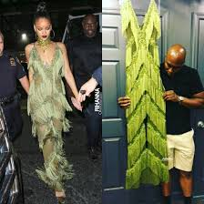 rihanna jumpsuit rihanna attends the 2016 mtv awards fashion recap