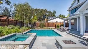 Backyard Pool And Basketball Court 1 001 Backyard Ideas For 2017 Decks Gardens Pools U0026 More