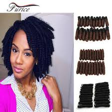 ombre crochet braids 10 inch crochet braids tapered cut sythetic ombre crochet hair