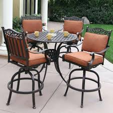 High Table Patio Furniture Outdoor Patio Bar Sets Bikepool Co