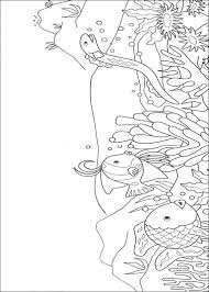 kids fun uk 12 coloring pages rainbow fish