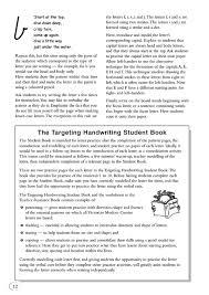 targeting handwriting vic teacher resource book year 1 pascal