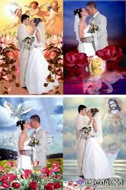 wedding psd templates png frame psd template picture frames