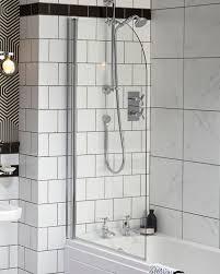 sherborne curved bath screen 1400 x 780mm sbshe05 heritage sherborne curved bath screen 1400 x 780mm