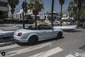 chrome bentley convertible bentley continental supersports convertible 27 june 2017