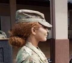 air force female hair standards grooming standards