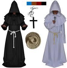 high priest costume new original mens church renaissance priest high priest
