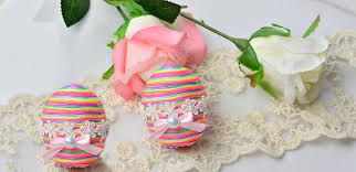 faux easter eggs on how to make kid s easter eggs made from faux suede