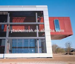 Stainless Steel Trellis System Ss Mesh On Building Facade Trellis System Buy Ss Mesh
