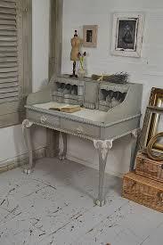 french style vintage writing deskbureau tables the treasure