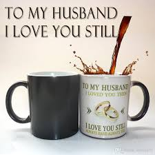 Gifts For Your Wife To My Wife Husband Wedding Anniversary Gift Coffee Mug Magic