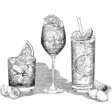 cocktail illustration mr chadwick u2013 the aoi