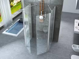 box doccia cristallo 80x80 box doccia cristallo 6 mm frameless 3 lati due fisso piu porta