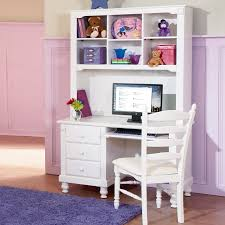 Childrens Desks With Hutch by Furniture White Writing Desk With Hutch And Drawers Having Short