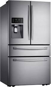 Samsung French Door Refrigerator Cu Ft - rf30kmedbsr samsung 36 inch french door refrigerator stainless steel