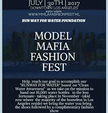 Second Hand Stores Downtown Los Angeles 2nd Annual Model Mafia Fashion Festival U0026runway For Water Tickets