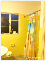 yellow tile bathroom ideas creative small bathroom remodel with slate and glass tile hometalk