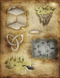 Fantasy Maps Outdoor Battlemaps Fantastic Maps