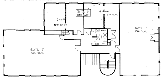 floor plan of an office 4000 square feet floor plans