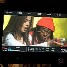 baby e u0026 lil wayne shoot a music video for u201cfinessin u0027 u201d in miami