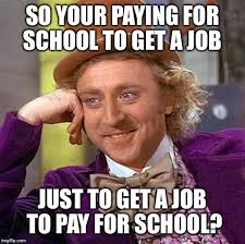 Get A Job Meme - i confused myself with this meme imgflip