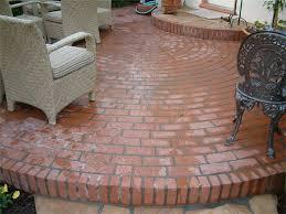 Circular Patio Kit by Circular Brick Patio Round Brick Patio Organicoyenforma