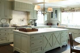 Green Cabinets Kitchen Ideas HouseofPhycom - Green cabinets kitchen