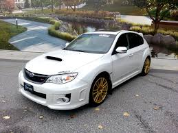 2012 subaru wrx sti base for sale in vancouver richmond burnaby