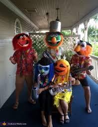 Halloween Band Costumes Mayhem Band Costume