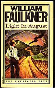faulkner light in august 9780394747439 light in august the corrected text abebooks