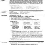 Resume Template For Software Engineer Resume Template Software 15 Latex Resume Templates Free Samples