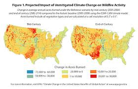 Western Us Wildfires 2015 by Climate Action Benefits Wildfire Climate Change In The United