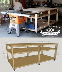 Free Woodworking Plans Workbench by That U0027s My Letter