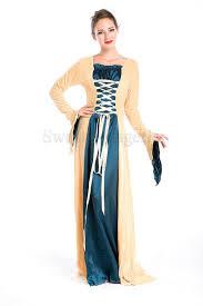 Female Pimp Halloween Costume Aliexpress Buy Cosplay Women Period Costumes Gowns Halloween