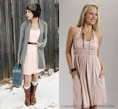 dresses with boots dresses to wear with cowboy boots