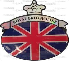 Beitish Flag Sticker Union Jack Royal British Flag Range Rover B W Italpads