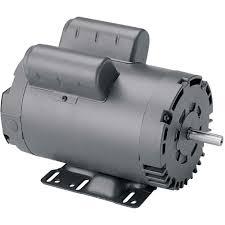 leeson air compressor electric motor hp rpm model wiring diagram