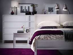 bedroom purple wooden drawers blanket pillows best bedroom