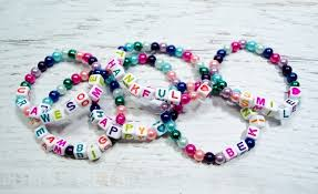 string bracelet with beads images How to make colorful beaded friendship bracelet for kids jewelry jpg