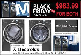 appliances deals black friday black friday washer u0026 dryer sales mesa gilbert chandler az