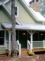 cabin plans with porch branch cabin farmhouse plan 082d 0065 house plans and more