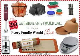foodie gifts naturally loriel 20 last minute gifts i would er i