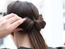 Frisuren Anleitung Mit Haarband by Tutorial Haarband Frisur Für Sie