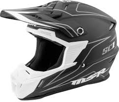 msr motocross gear 119 95 msr sc1 pinstripe motocross mx riding helmet 997989
