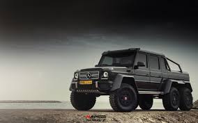 lamborghini urus 6x6 owner heads into the desert with his mercedes benz g 63 6x6
