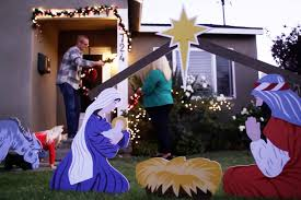 ultimate guide to setting up your nativity set outdoor nativity