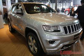 pink jeep grand cherokee 2016 auto expo jeep grand cherokee debuts in india