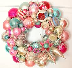vintage ornament wreaths the wave of